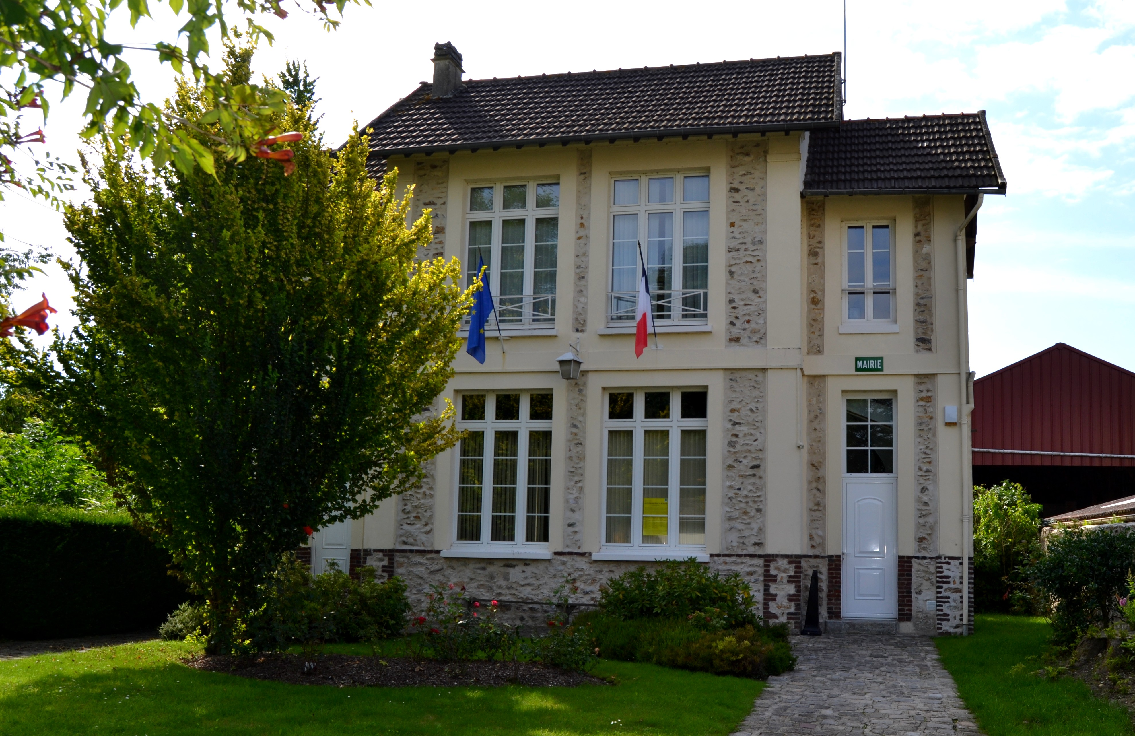 Mairie du Plessis-Gassot